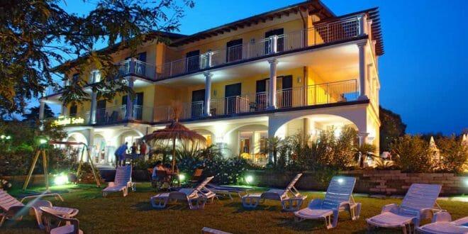 capodanno sul Garda: un bel hotel a Manerba