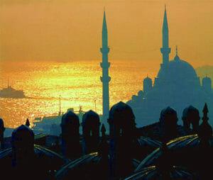 Il capodanno a Istanbul