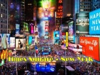 capodanno a New York, a Times Square