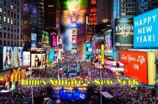 capodanno a New York, a Times Square
