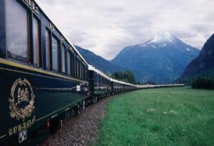 Un capodanno davvero originale, sull'Orient Express