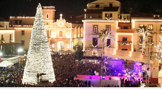 Capodanno all'Hotel O'Sole Mio a Sorrento