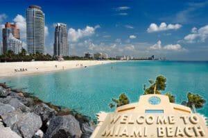 Il capodanno a Miami si festeggia in spiaggia, tra follia e vip!