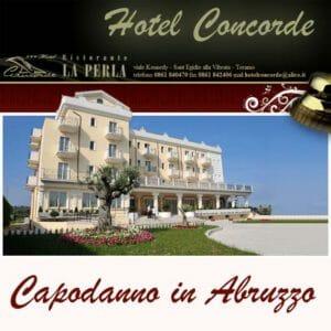 capodanno Abruzzo: hotel Concorde
