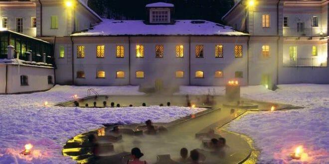 Capodanno in piscina terme di pr saint didier aosta 2018 - Capodanno in piscina ...
