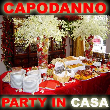 Festa di capodanno in casa 5 idee per ravvivare la serata for Idee per capodanno italia