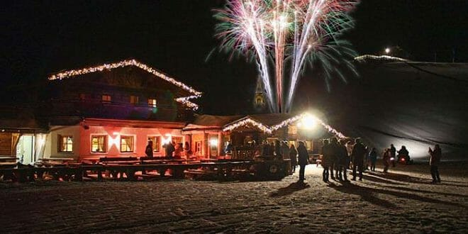 Capodanno in rifugio: impazza la festa!