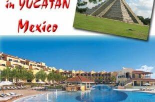 capodanno Yucatan