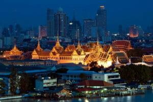 Capodanno in Thailandia a Bangkok