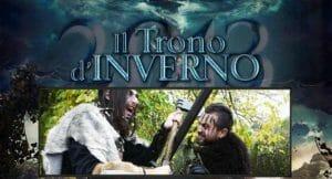 RPG di capodanno: il Trono d'Inverno in costume fantasy-medievale