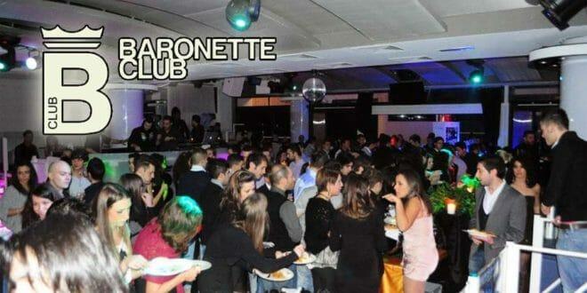 Una serata al Baronette Club in Versilia