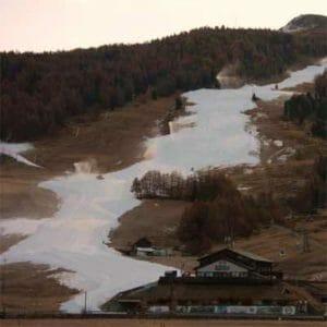Capodanno 2012: situazione neve