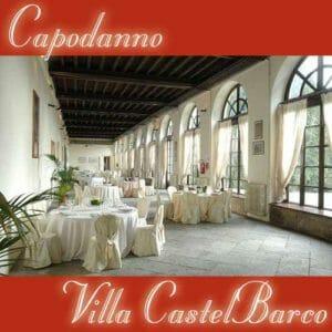capodanno a Villa Castelbarco