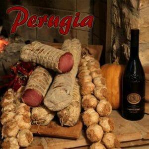 A Perugia il capodanno si festeggia con i prodotti della tradizione
