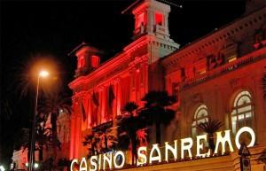 E' ovviamente il casinò il fulcro del capodanno a Sanremo