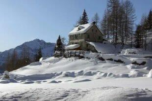 Capodanno in rifugio all'alpe Solcio