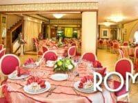 Capodanno in villa a Roma