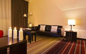 Camera dell'hotel Valgrande a Vogogna