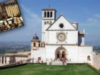 Capodanno in Umbria ad Assisi tra basiliche e cucina regionale