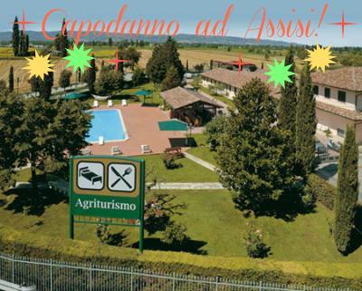 Capodanno all\'agriturismo Rivotorto - Assisi, Umbria - 2019
