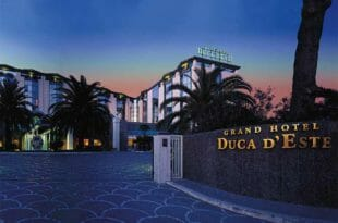 Capodanno a Tivoli: hotel Duca d'Este