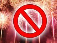Botti vietati a capodanno
