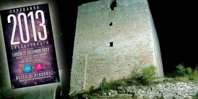 Il capodanno a Sassoferrato (Ancona)