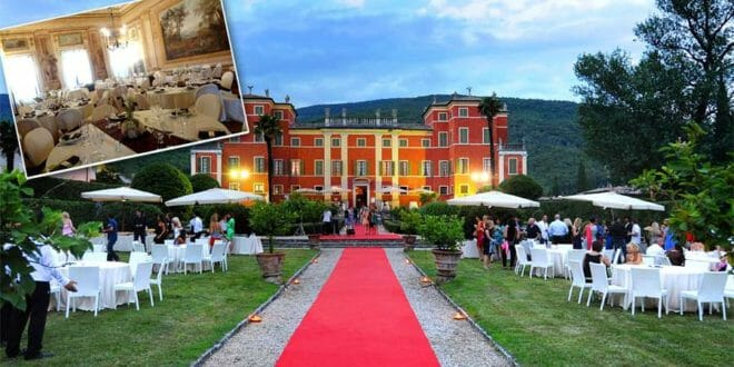 Villa Pellegrini Cipolla: l'eleganza per capodanno