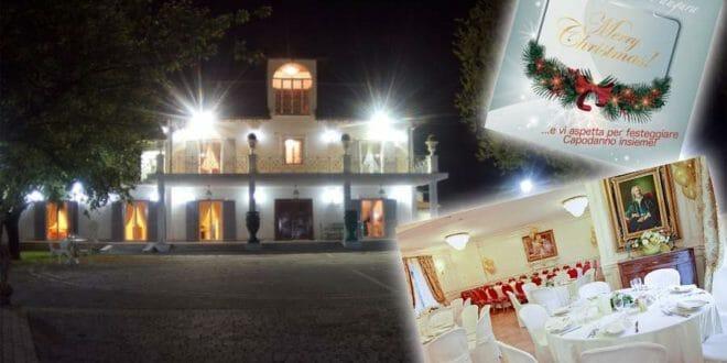 Villa Strampelli: è elegante il cenone