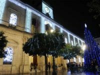 Siviglia: Plaza Nueva è pronta per il capodanno