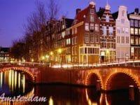 Capodanno Amsterdam: i canali