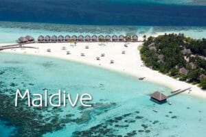 Capodanno alle Maldive: Moofushi