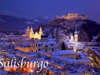 Magica atmosfera di Natale a Salisburgo