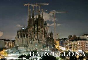 Barcellona: la Sagrada Familia