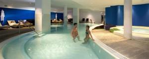 Capodanno in piscina in un grand hotel di Chianciano Terme