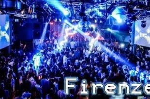 Capodanno a Firenze in discoteca