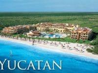 Capodanno nello Yucatan, Messico