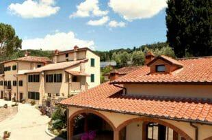 Arezzo: Villa Cilnia