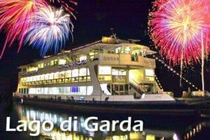 Cenone di capodanno in crociera sul Lago di Garda