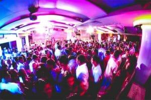 Capodanno alla discoteca Baronette