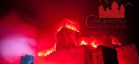 Capodanno a Ferrara e spettacolo dell'incendio del castello
