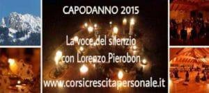 Capodanno con Lorenzo Pierobon