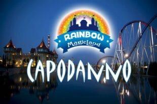 Capodanno al Rainbow Magicland