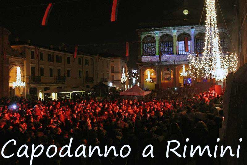 Eventi di capodanno 2017 in riviera romagnola 2019 for Capodanno rimini