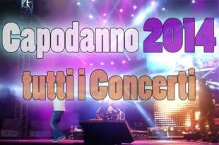 Concerti di capodanno 2014