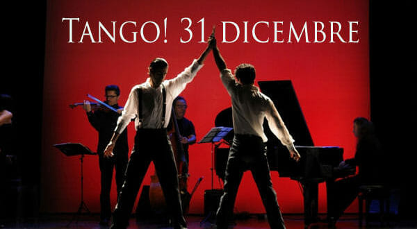 Tango argentino e Milonga per capodanno