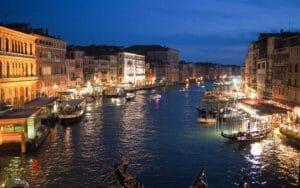 Capodanno a Venezia, la città degli innamorati