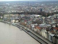 Dusseldorf a capodanno