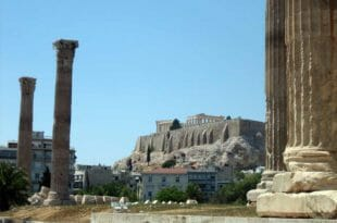 Capodanno in Grecia, Atene