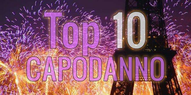 capodanno: le migliori 10 destinazioni
